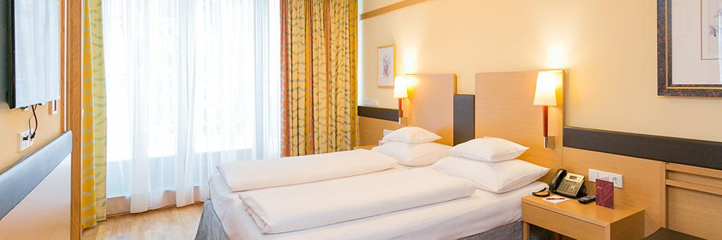 Letztes Zimmer im Hotel