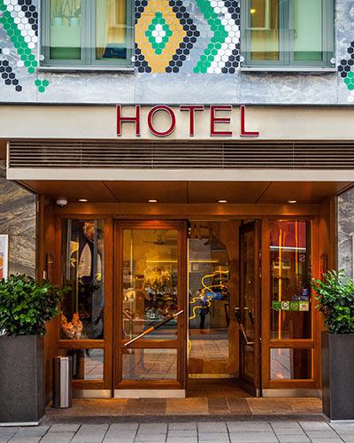 4 sterne hotel im herzen von wien ihr hotel am stephansplatz for Boutique hotel vienna